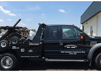 Virginia Beach towing company Cal's Automotive Services