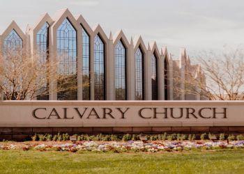 Charlotte church Calvary Church