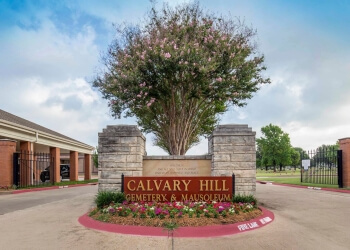 Dallas funeral home Calvary Hill Funeral Home