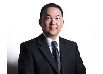 Sacramento employment lawyer Calvin B. Chang