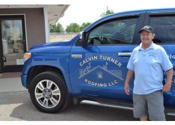Pueblo roofing contractor Calvin Turner Roofing LLC