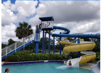 Port St Lucie amusement park Calypso Bay Waterpark