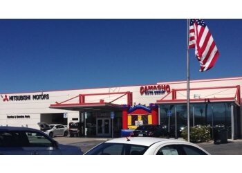 Palmdale car dealership Camacho Mitsubishi
