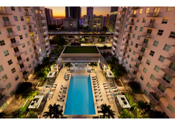 Miami apartments for rent Camden Brickell Apartments