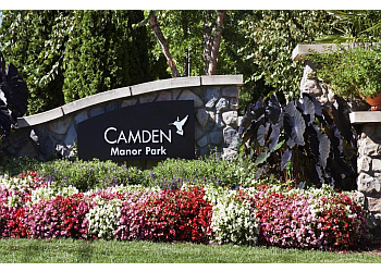 Raleigh apartments for rent Camden Manor Park
