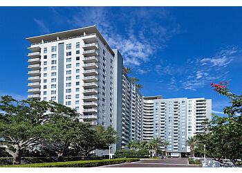 St Petersburg apartments for rent Camden Pier District