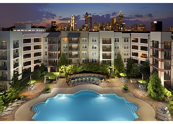 Atlanta apartments for rent Camden Vantage Apartments