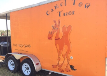 Orlando food truck Camel Tow Tacos