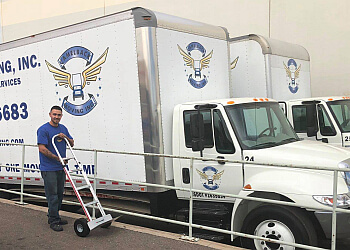 Phoenix moving company Camelback Moving Inc.