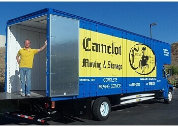 Santa Clarita moving company Camelot Moving & Storage