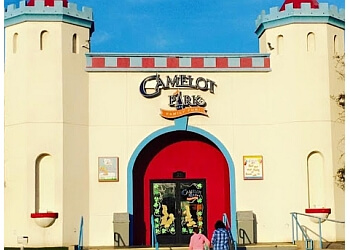 Camelot Park Bakersfield Amusement Parks