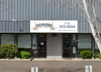 Reno event rental company Camelot Party Rentals