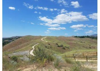 Boise City hiking trail Camel's Back Park