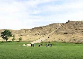 Boise City hiking trail Camel's Back Park Trail