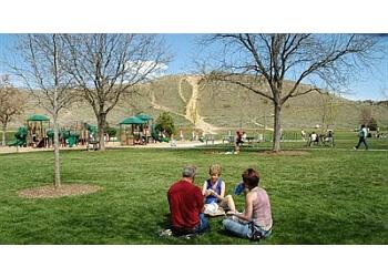 Boise City public park Camelsback Park