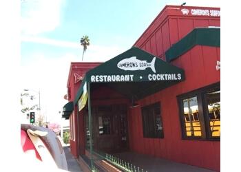 Pasadena seafood restaurant Cameron's Seafood