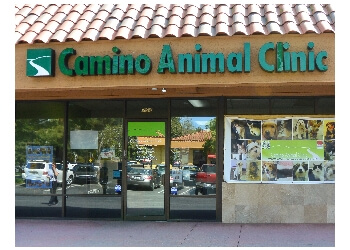 Thousand Oaks veterinary clinic Camino Animal Clinic