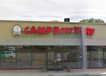 Columbia pet grooming Camp Bow Wow
