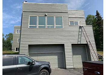 Anchorage painter Campbell Painting