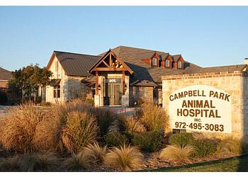 Garland veterinary clinic Campbell Park Animal Hospital Inc.