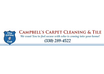 Akron carpet cleaner Campbell's Carpet Cleaning