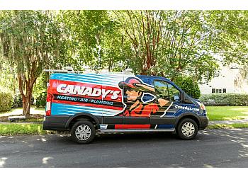 Savannah hvac service Canady's Heating, Air, Plumbing