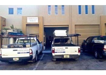 Hialeah garage door repair Canales Doors Inc.