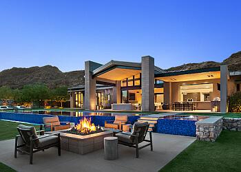 Scottsdale residential architect Candelaria Design Associates