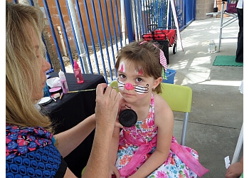 Scottsdale face painting Candy Face Painting