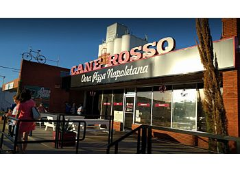 Carrollton pizza place Cane Rosso