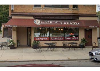 Milwaukee bakery Canfora Bakery
