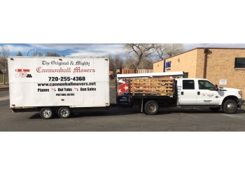 Lakewood moving company Cannonball Movers