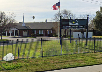 Stockton funeral home Cano Funeral Home