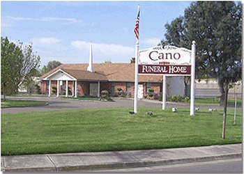 Stockton funeral home Cano Funeral Home Inc.