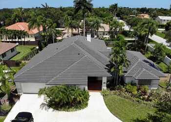 Miami roofing contractor Canopy Roofing, Inc.