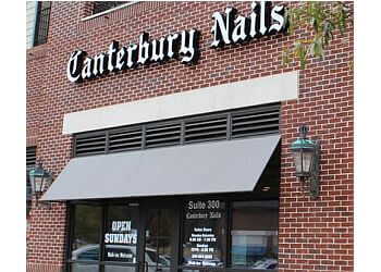 Canterbury Nails Birmingham Nail Salons