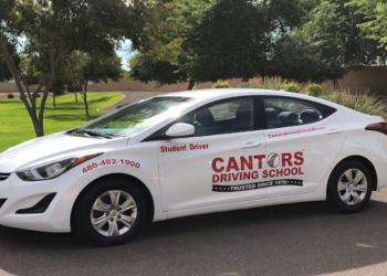 Mesa driving school Cantor's Driving School