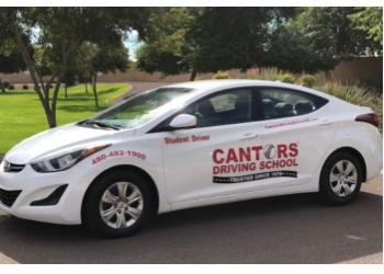 Peoria driving school Cantor's Driving School