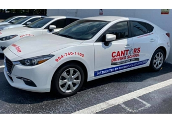 Port St Lucie driving school Cantor's Driving School