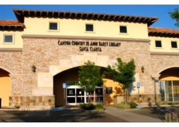 Canyon Country Jo Anne Darcy Library
