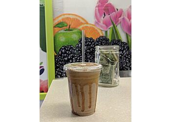 Sacramento juice bar Cap City Squeeze
