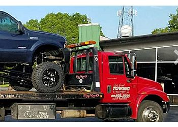 Cape Coral towing company CAPE CORAL TOWING & RECOVERY, INC.
