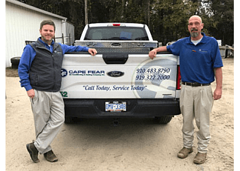 Fayetteville hvac service Cape Fear Air Conditioning, Heating, & Electrical Company, Inc.