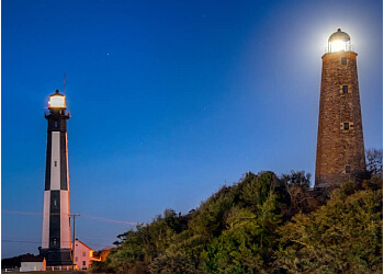 Virginia Beach landmark Cape Henry Lighthouse