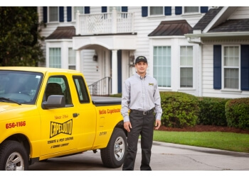 Tallahassee pest control company Capelouto Termite & Pest Control