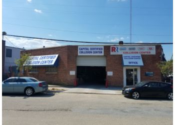 Washington auto body shop Capital Certified Collision Center