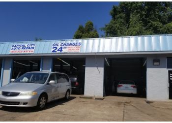 Tallahassee car repair shop Capital City Auto Repair