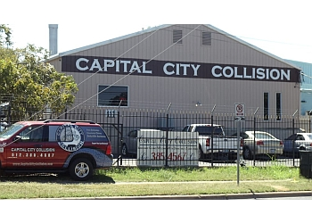 Austin auto body shop Capital City Collision