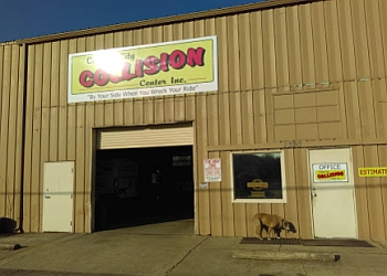Tallahassee auto body shop Capital City Collision Center inc.