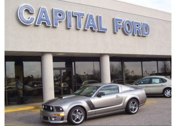 Raleigh car dealership Capital Ford